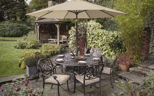 Kreatív ajándék ötlet - 9 csodaszép kerti bútor