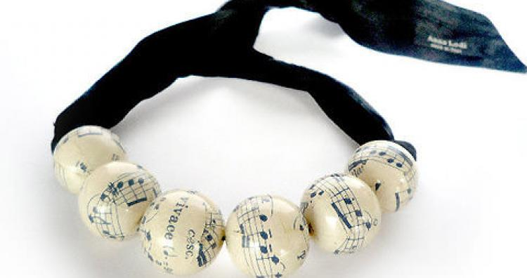 Kreatív ajándék ötlet nőknek - nyaklánc 7c350037ee
